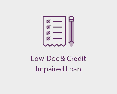 Low-Doc & Credit Impaired Loan